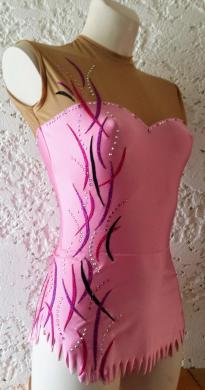 Justaucorps Pink profil droit